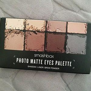 NWT smashbox eye palette